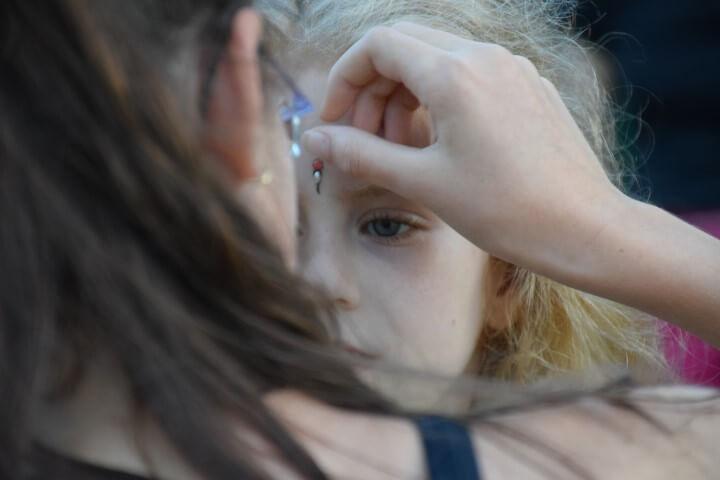 מפגש הורים וילדים של סטודיו איינגאר יוגה קריית אונו של יעל פרייס-שמשי